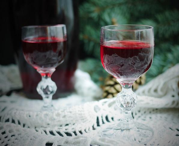 Рецепт настойки на вишне с водкой