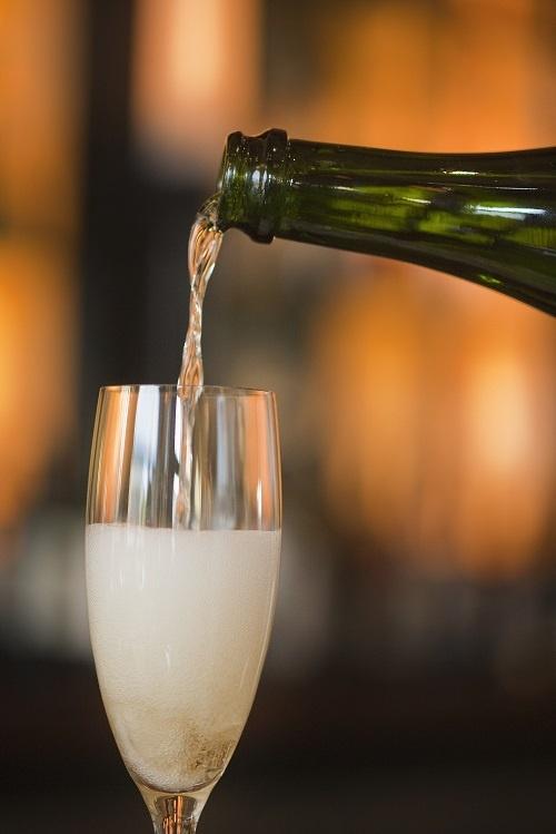 фото французского шампанского