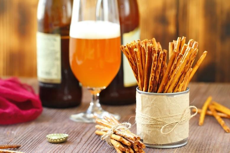 соленые палочки к пиву