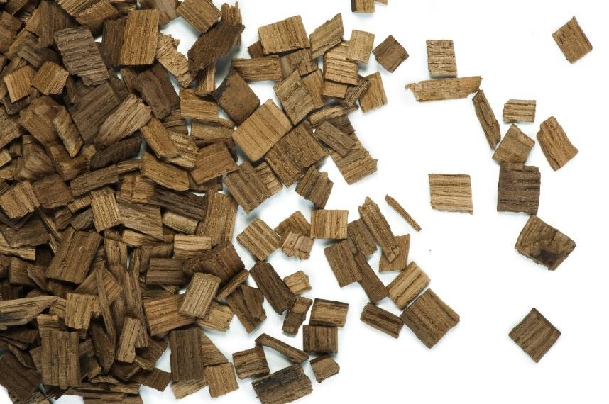 готовые домашние дубовые чипсы