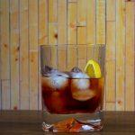фото алкогольного коктейля Негрони