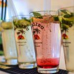 простые коктейли с ликером Малибу