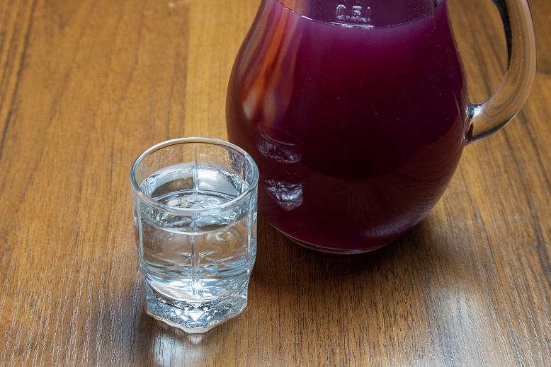 фото самогона из вишневого компота