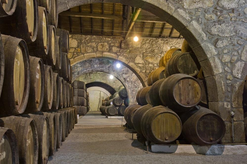 фото бочковой выдержки вина