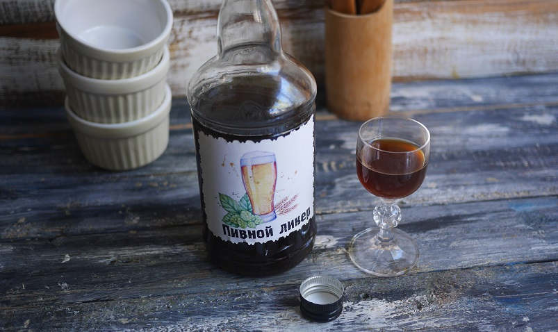 Рецепты ликеров в домашних условиях из спирта в домашних условиях