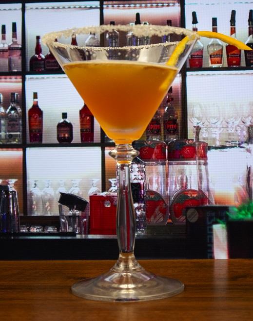 фото коктейля сайдкар