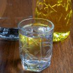 как чистить самогон маслом