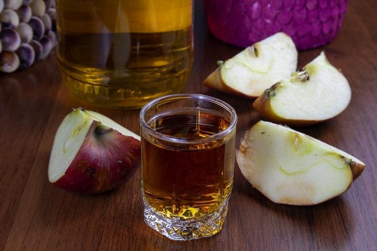 яблочная настойка имитация кальвадоса фото