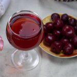 домашнее черешневое вино