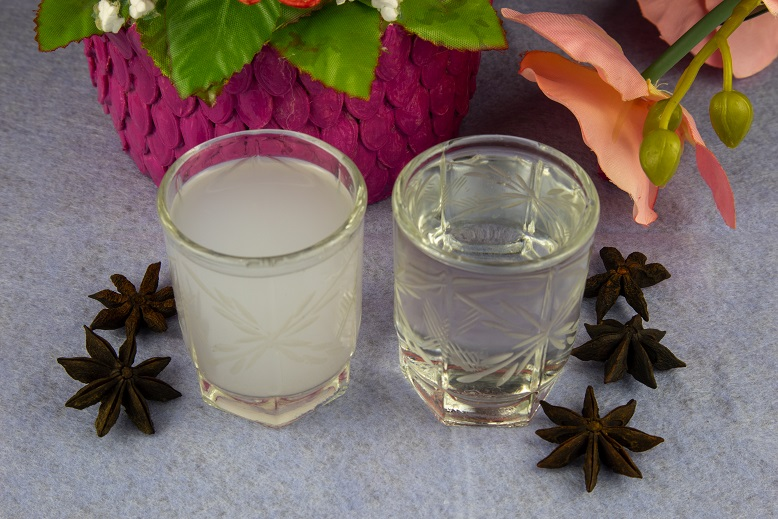 фото домашней анисовой водки