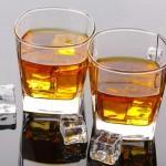 фото домашнего виски со спирта