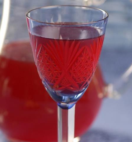 коктейль с земляничным ликером рецепт