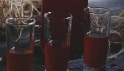 фото настойки черешни на водке