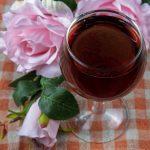 фото домашнего вина из розы