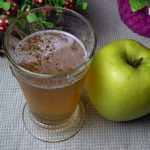 фото домашнего кваса из яблок