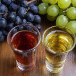 фото домашних виноградных ликеров