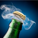 как открыть пиво без открывашки