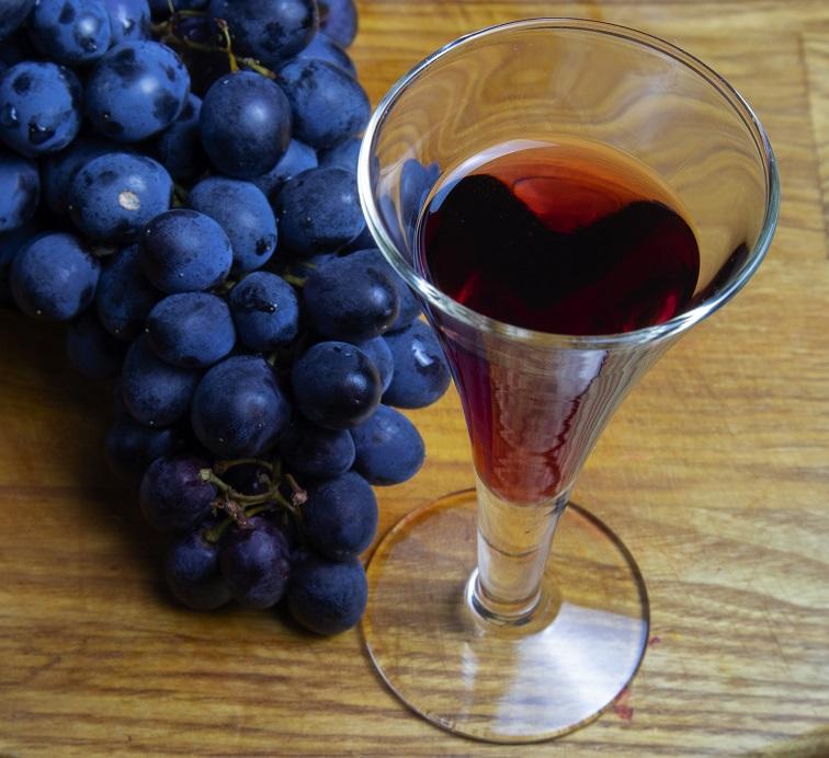фото ликера из виноградного сока
