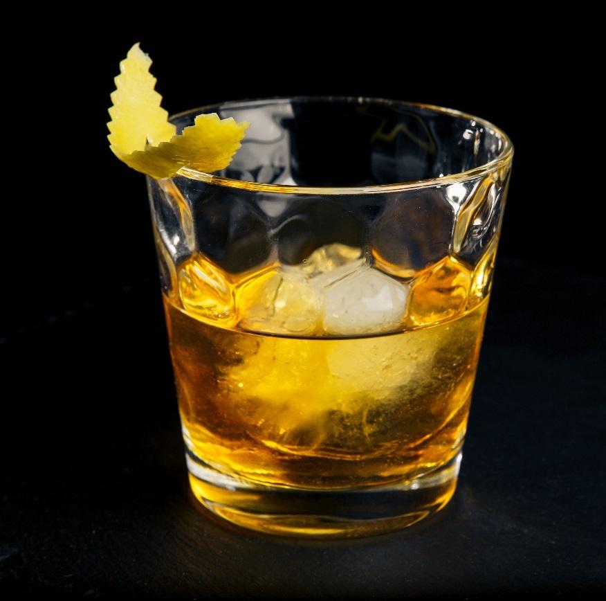 алкогольный коктейль Ржавый гвоздь