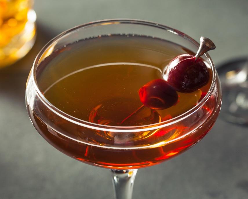 фото виски с вермутом