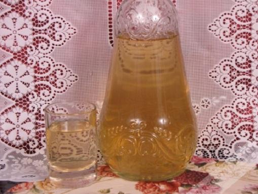 Настойка из абрикосов на водке