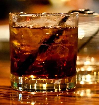 виски, разбавленный колой