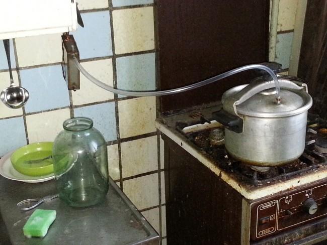 рецепт быстрое приготовление браги в стиральной машине