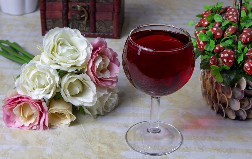 домашнее вино из кизила фото
