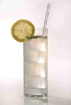 фото коктейля джин физз