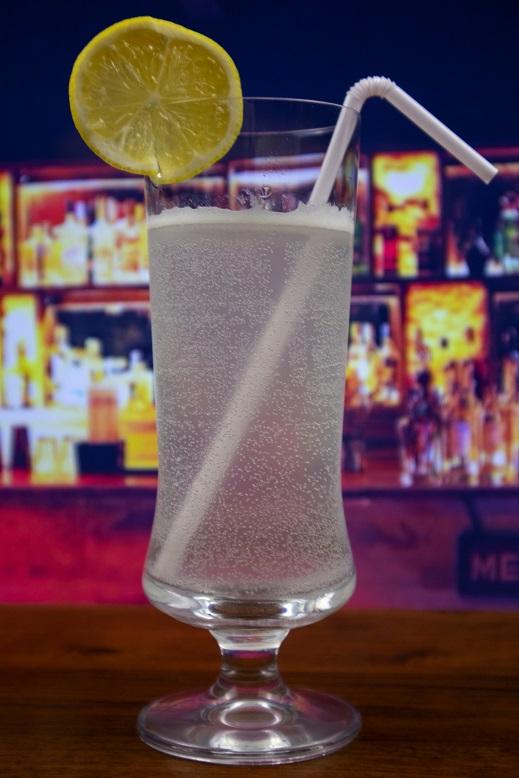 фото коктейля джин физ