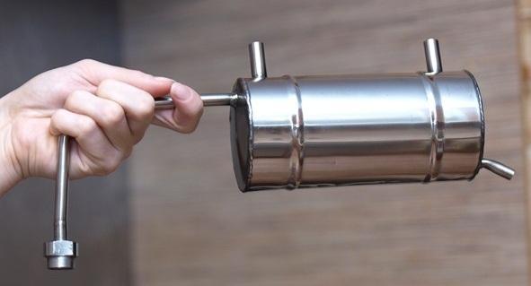 фото охладителя самогонного аппарата