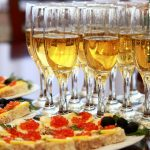 фото шампанского с икрой