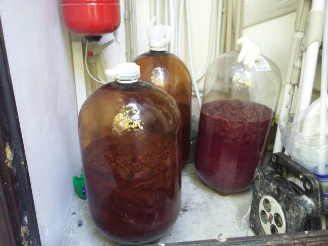 Рецепт чачи из винограда в домашних условиях