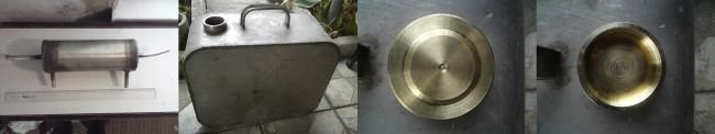 самогонный аппарат с компактным змеевиком труба в трубе