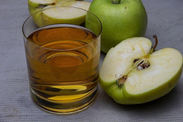 фото домашнего уксуса из яблок