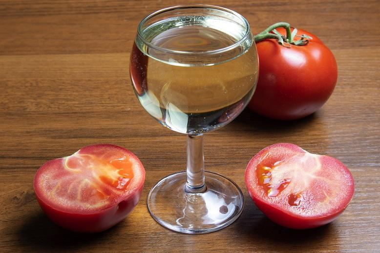 фото домашнего вина из помидоров