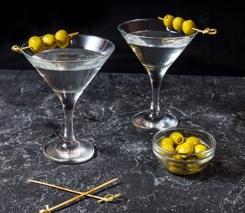 фото мартини бьянко с оливкой