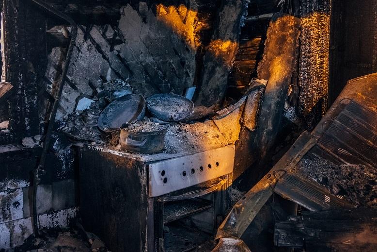 последствия взрыва самогонного аппарата