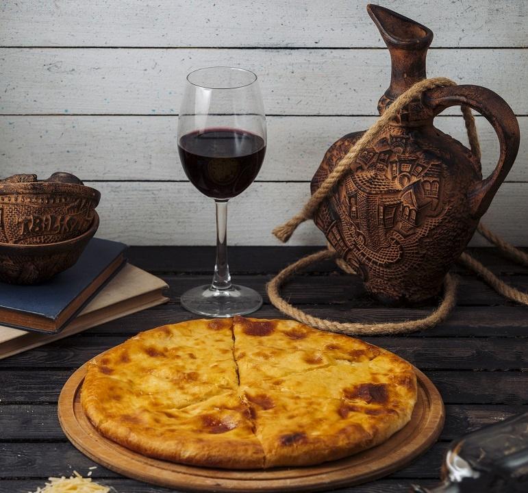 фото грузинского вина Мукузани