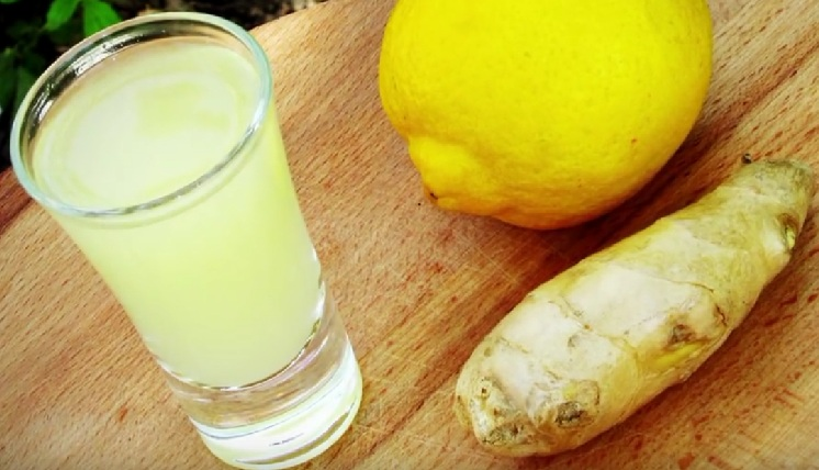 имбирная водка из самогона рецепт