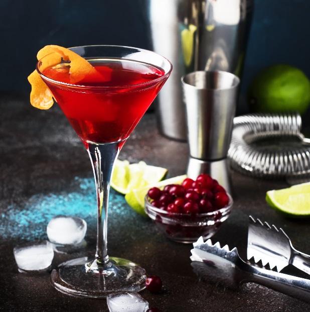 фото коктейля из порошкового алкоголя