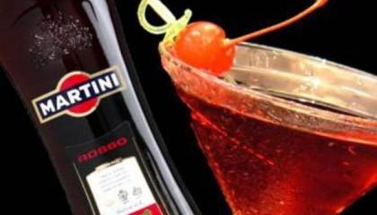 фото красного мартини Россо