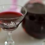 как сделать ликер из варенья и водки
