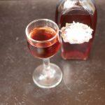 ликер из ягод ежевики фото
