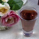 настойка из лепестков розы