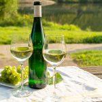 фото немецкого вина Рислинг