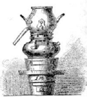 фото первого дистиллятора для виски