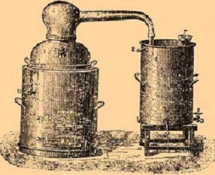 фото аппарата для производства виски