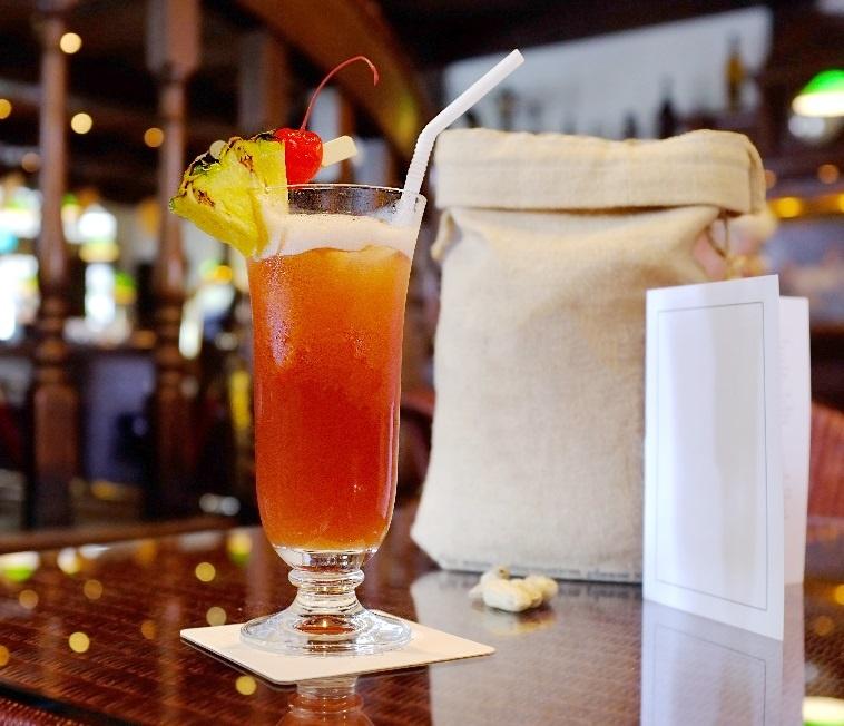 алкогольный коктейль Сингапурский слинг