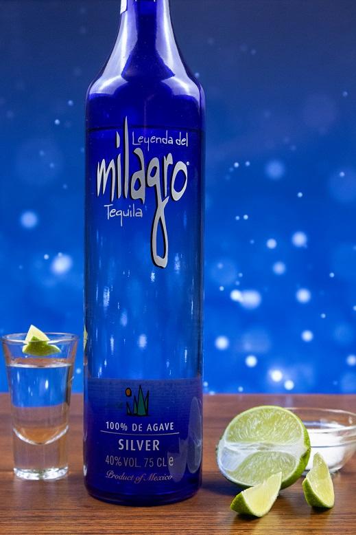 фото бутылки текилы Leyenda del Milagro